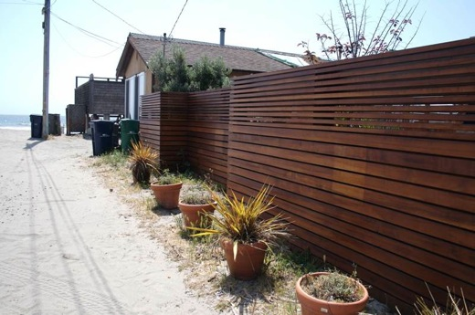 Wood Slat Fence Design, Pictures, Remodel, Decor and Ideas - page 4