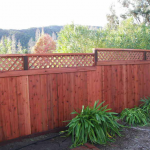 fence-vertical-slats-redwood-and-lattice-top